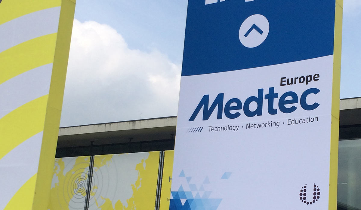 MCS Data Labs Presents At MedTec Europe 2017