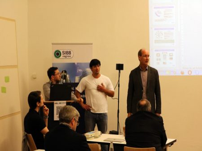 MCS Presents To Berlin IT Community
