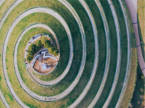 Circular And Regenerative Cities Through Re-configuration Of Flows
